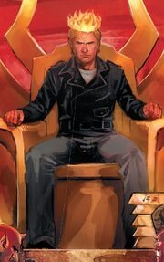 Johnathon Blaze (Earth-616) from Doctor Strange Damnation Vol 1 4 001