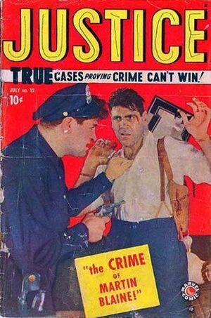 Justice Comics Vol 1 12