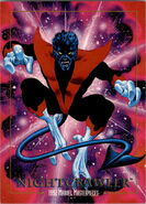 Kurt Wagner (Earth-616) from Marvel Masterpieces Trading Cards 1992 0001