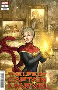 Life of Captain Marvel Vol 2 1 Takeda Variant