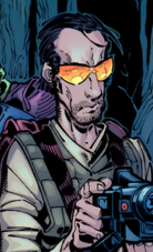 Lou (Journalist) (Earth-616) from New X-Men Vol 1 143 001