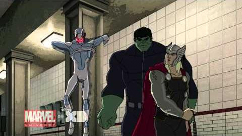 Marvel's Avengers Assemble Season 2, Ep