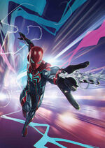 Marvel's Spider-Man Velocity Vol 1 1 Textless