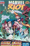 Marvel Riot Vol 1 1