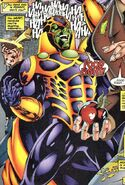 Mesmero (Vincent) (Earth-616) from Alpha Flight Vol 2 5 0001