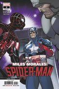 Miles Morales Spider-Man Vol 1 2 Second Printing Variant