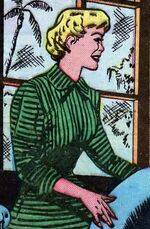 Mrs. Lansfield (Earth-616) from Mystical Tales Vol 1 2 0001
