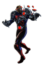 Norbert Ebersol (Earth-12131) from Marvel Avengers Alliance 002