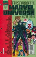 Official Handbook of the Marvel Universe Master Edition Vol 1 36