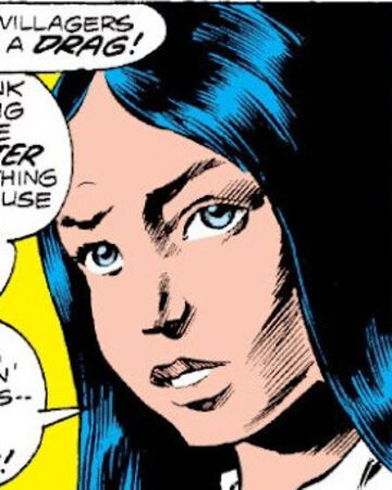 Patsy Dragonsworth (Earth-616) | Marvel Database | Fandom