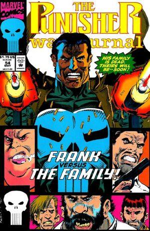 Punisher War Journal Vol 1 54