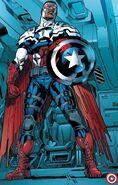 Samuel Wilson (Earth-616) from Captain America Sam Wilson Vol 1 24 0001