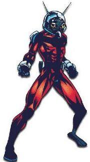 Scott Lang - Ant-Man