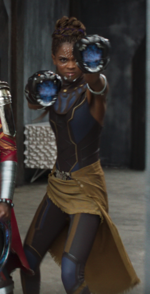 Shuri (Earth-199999) from Black Panther film 001
