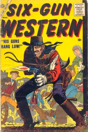 Six-Gun Western Vol 1 2