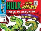 Tales to Astonish Vol 1 91