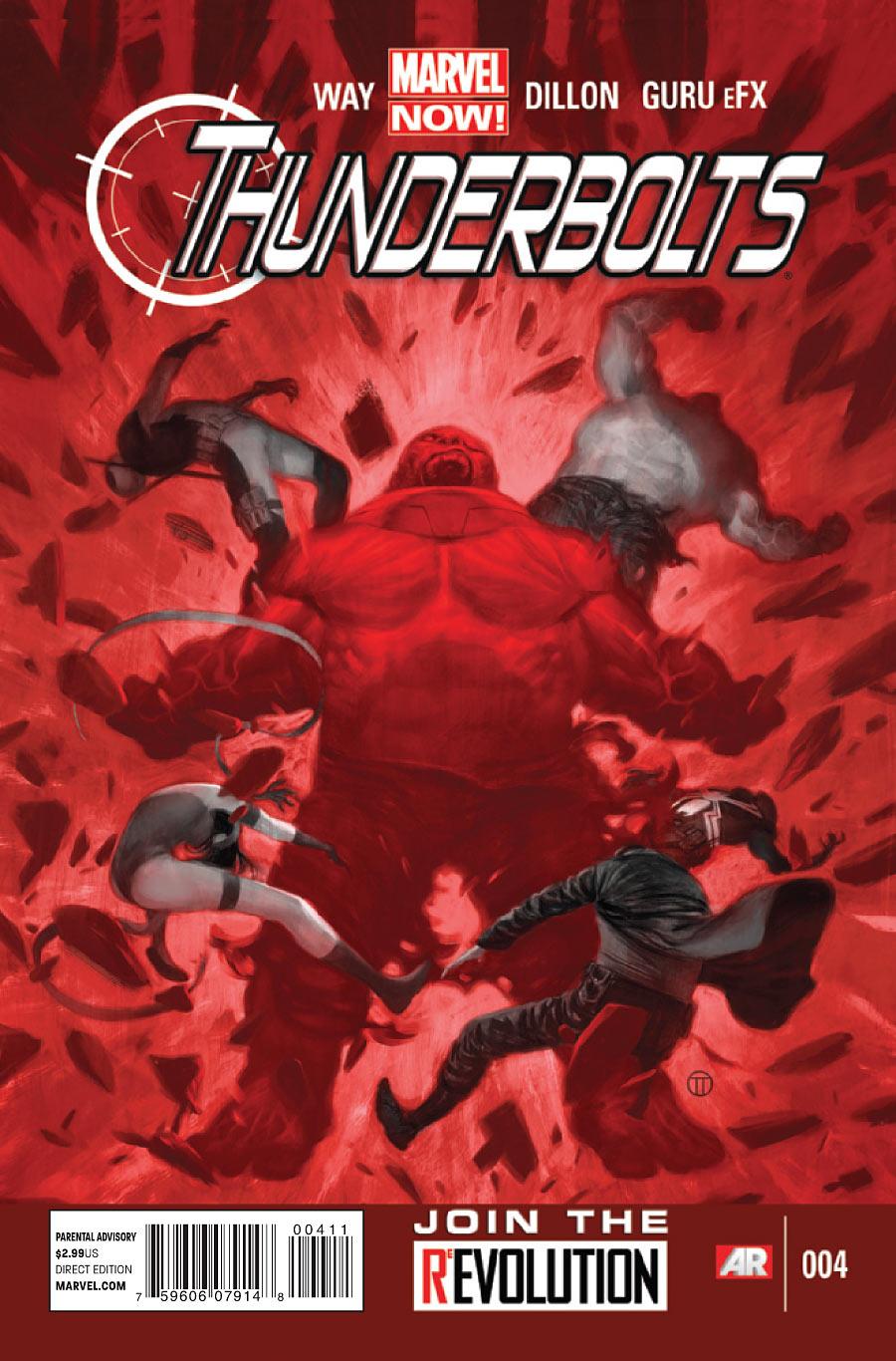 Thunderbolts Vol 2 4