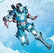 Toni Ho (Earth-616) from U.S.Avengers Vol 1 1 005