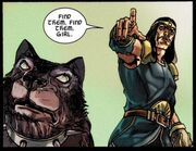 Tyr Odinson (Earth-616) and Thori's Littermates (Earth-616) from Exiled Vol 1 1 001