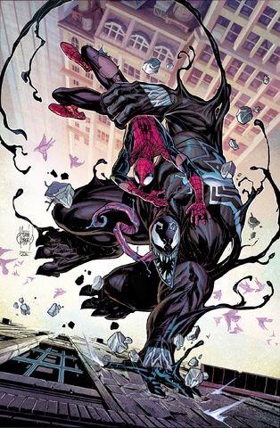 File:Venom Vol 1 150 Kubert Variant Textless.jpg