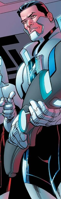Wyatt Wingfoot (Earth-616) from Fantastic Four Vol 1 643 001