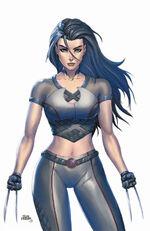 X-23 Vol 4 1 KRS Comics TK SDCC 2018 Exclusive Variant B