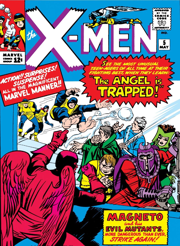 X-Men Vol 1 5.jpg