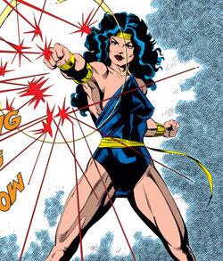 Zarda Shelton (Earth-712) from Squadron Supreme Vol 1 3 0001