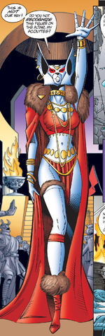 Anubia (Earth-616) from Scarlet Spider Unlimited Vol 1 1 0001