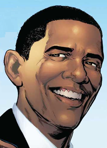 Barack obama ii earth 616 marvel database fandom powered by barack obama sciox Image collections