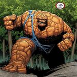 Benjamin Grimm (Earth-TRN563) from Fantastic Four Season One Vol 1 1 001