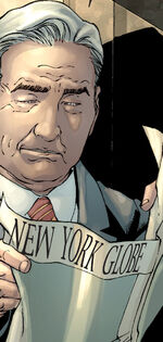 Benjamin Parker (Earth-58163) from Spider-Man House of M Vol 1 1 0001