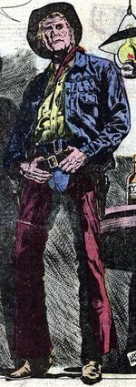 Brad (Earth-616) from Outlaw Kid Vol 1 12 0001