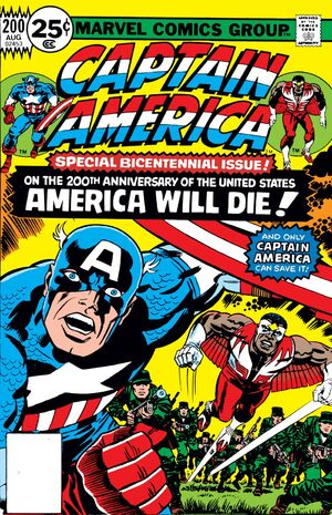 Captain America Vol 1 200