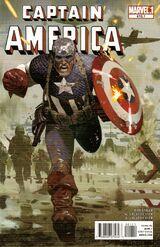 Captain America Vol 1 615.1