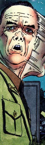 Captain Fein (Earth-616) from Adventures of Captain America Vol 1 2 001