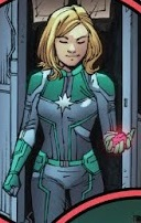 Carol Danvers (Earth-Unknown) from Infinity Countdown Captain Marvel Vol 1 1 013