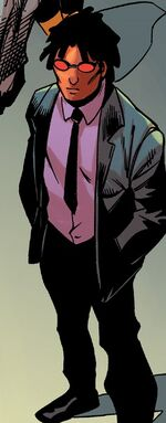 Christopher Muse (Earth-616) from X-Men Gold Vol 2 3 001