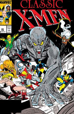 Classic X-Men Vol 1 22