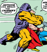 Crusher (Agent of Pluto) (Earth-616) from Thor Vol 1 130 0001