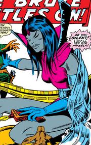Daydra (Earth-616) from Incredible Hulk Vol 1 112 001