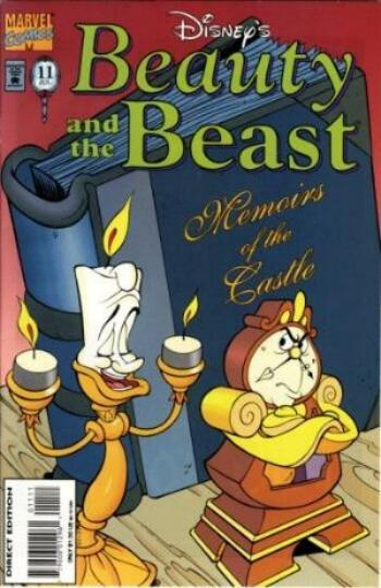 Disney's Beauty and the Beast Vol 1 11