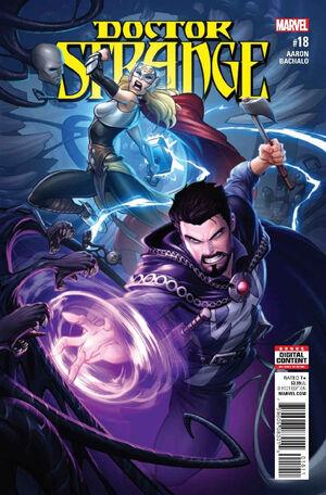 Doctor Strange Vol 4 18