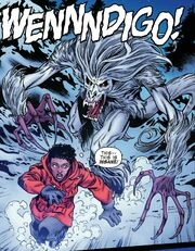 Ella Sterling (Earth-616) and Philips Waggoner (Earth-616) from Weapon H Vol 1 1 001