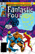 Fantastic Four Vol 1 255