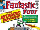 Fantastic Four Vol 1 26