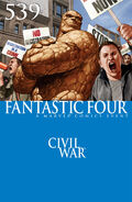 Fantastic Four Vol 1 539