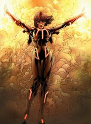 Firebrand (Amanda) (Earth-616) from Invincible Iron Man Vol 1 516 001