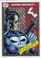 Frank Castle (Earth-616) from Marvel Universe Cards Series I 0001
