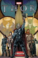 Guidebook to the Marvel Cinematic Universe - Marvel's Thor Vol 1 1